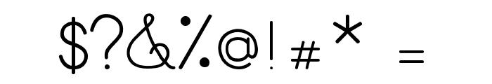 Lumen Full Font OTHER CHARS