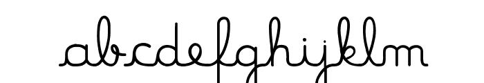 Lumen Full Font LOWERCASE