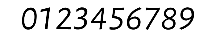 Luna Regular Italic Font OTHER CHARS