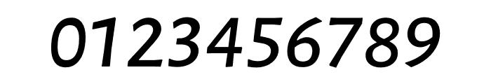 Luna Semi Bold Italic Font OTHER CHARS
