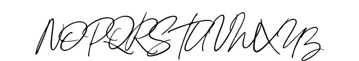 Lunafreya Regular Font UPPERCASE