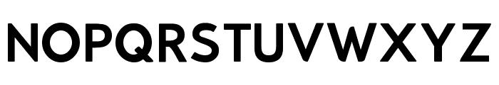 Lunarshade Font UPPERCASE