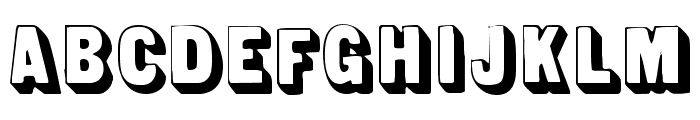 Lunch Font LOWERCASE