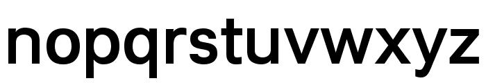 Lunchtype22 Medium Font LOWERCASE