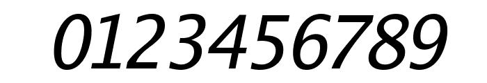 Luxi Sans Oblique Font OTHER CHARS