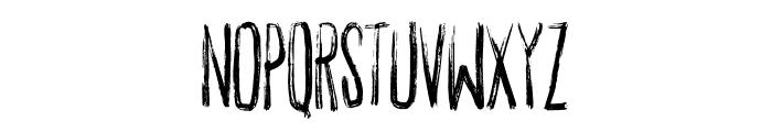 Luxurious DEMO Regular Font UPPERCASE