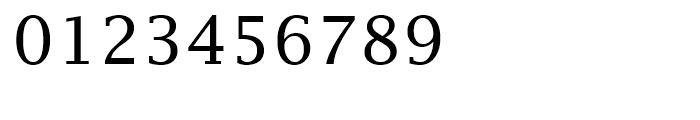 Lucida Fax Regular Font OTHER CHARS