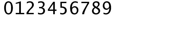 Lucida Sans Typewriter Regular Font OTHER CHARS
