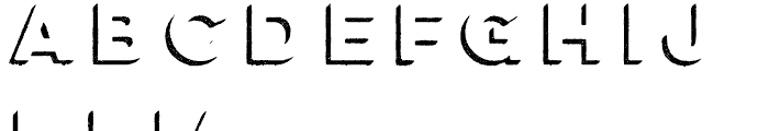 Lulo Two Bold Font LOWERCASE