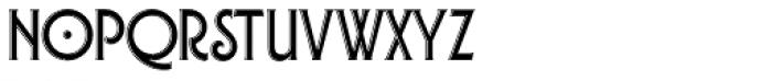Lubaline Shine Font LOWERCASE