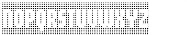 Lucecita Maniac Background Font UPPERCASE