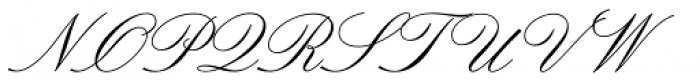 Lucia Font UPPERCASE