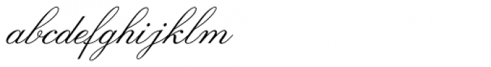 Lucia Font LOWERCASE