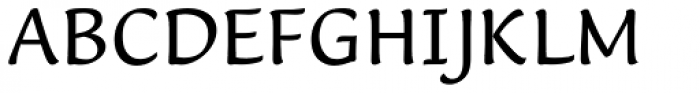 Lucida Casual EF Roman Font UPPERCASE