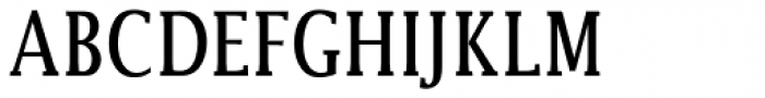 Lucida Cond Font UPPERCASE