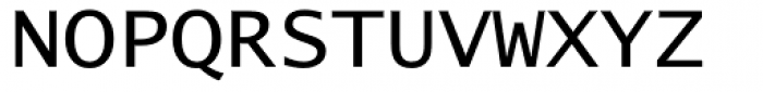 Lucida Console Std Font UPPERCASE