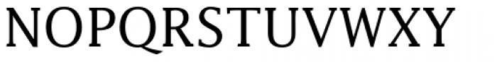 Lucida EF Roman Font UPPERCASE
