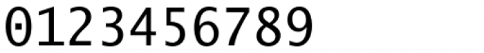 Lucida Mono EF Roman Font OTHER CHARS