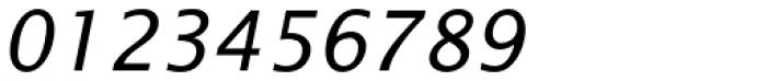 Lucida Sans EF Italic Font OTHER CHARS