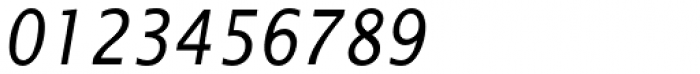 Lucida Sans Narrow Italic Font OTHER CHARS