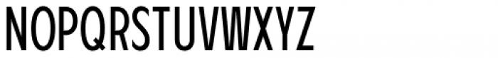 Lucifer Sans ExtraCondensed Light Font UPPERCASE