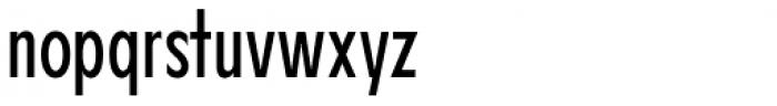 Lucifer Sans ExtraCondensed Light Font LOWERCASE
