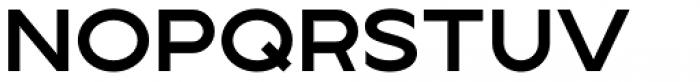Lucifer Sans ExtraExpanded SemiBold Font UPPERCASE