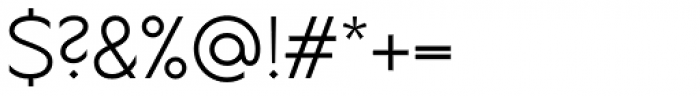 Lucifer Sans SemiExpanded ExtraLight Font OTHER CHARS