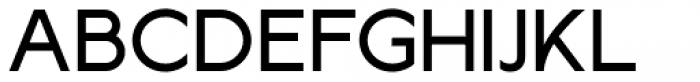 Lucifer Sans SemiExpanded Regular Font UPPERCASE