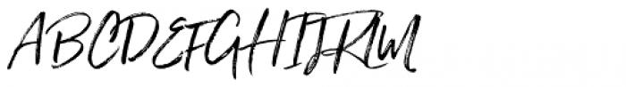 Lucky Fellas Narrow Font UPPERCASE