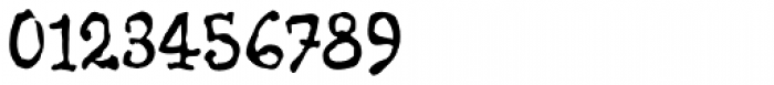 Ludwig Std Font OTHER CHARS