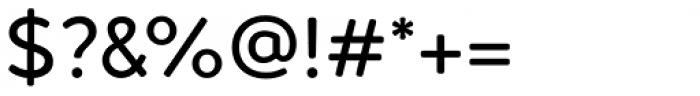 Luengo Regular Font OTHER CHARS