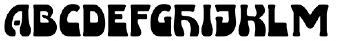 Lugano Alternate Font LOWERCASE