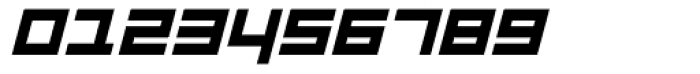 Luggage Heavy Oblique Font OTHER CHARS