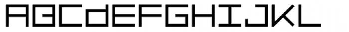 Luggage Light Font UPPERCASE