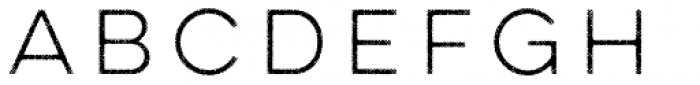 Lulo One Font LOWERCASE