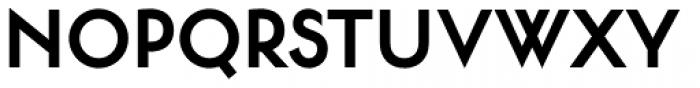 Lumier Bold Font UPPERCASE