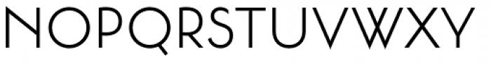 Lumier Light Font UPPERCASE