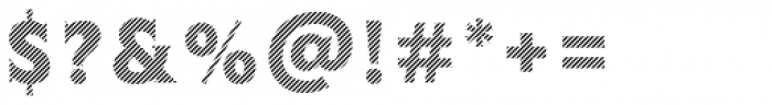 Lumiere Eight Font OTHER CHARS