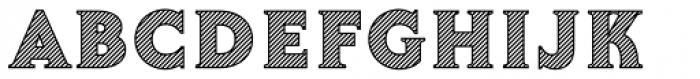 Lumiere Fourteen Font UPPERCASE
