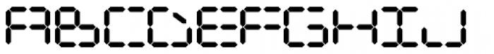 Luna 10 AOE Font UPPERCASE