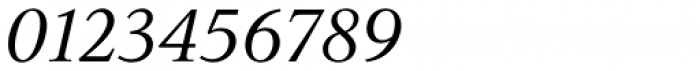 Lunaquete Text Italic Font OTHER CHARS