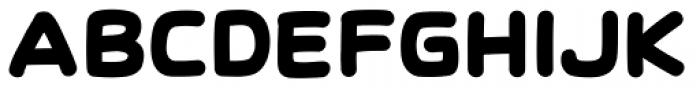 Lunar Modular Bold Font UPPERCASE