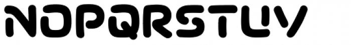Lunar Orbiter Bold Font UPPERCASE