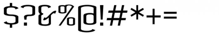 Lunarmod Font OTHER CHARS