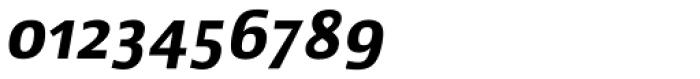 Lupa Sans Pro Bold Italic Font OTHER CHARS