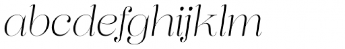 Lust Pro Demi No1 Italic Font LOWERCASE