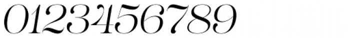 Lust Pro Demi No2 Italic Font OTHER CHARS