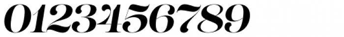 Lust Pro No4 Italic Font OTHER CHARS