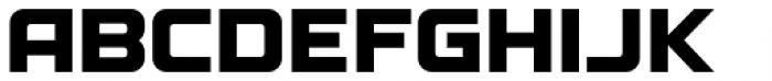 Lustra Bold Font UPPERCASE